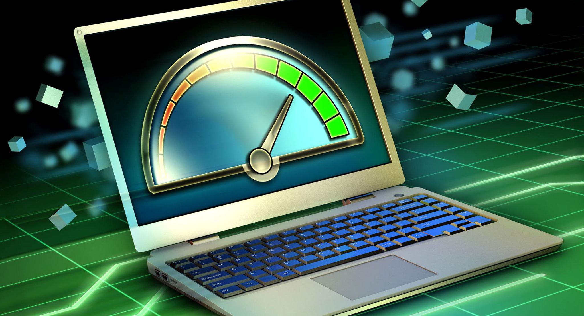 Computer benchmark