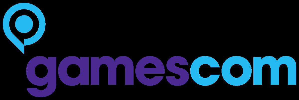 logo of gamescom event