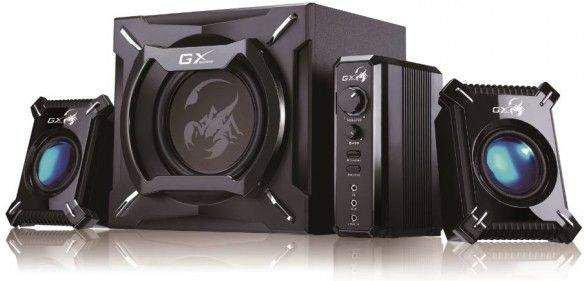 Genius SW 2000 speaker photo