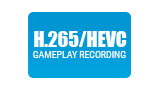 Game recording using H.265/HEVC with NVIDIA NVENC