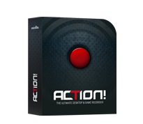 Action! - Screen Recording Software and Gameplay Recorder