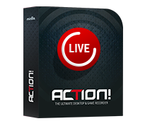 Action! live streaming