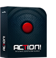Action! screen and gameplay recorder
