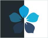 Mirillis flower logo