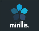 Mirillis vertical white