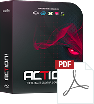 Action! user manual box