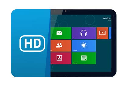 Perfect remote access with smooth HD quality