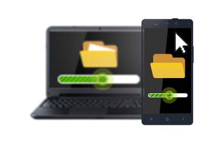 Easy to use and fast file transfer