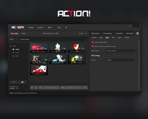 Action! Settings - Audio