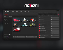 Action! Settings - Hotkeys
