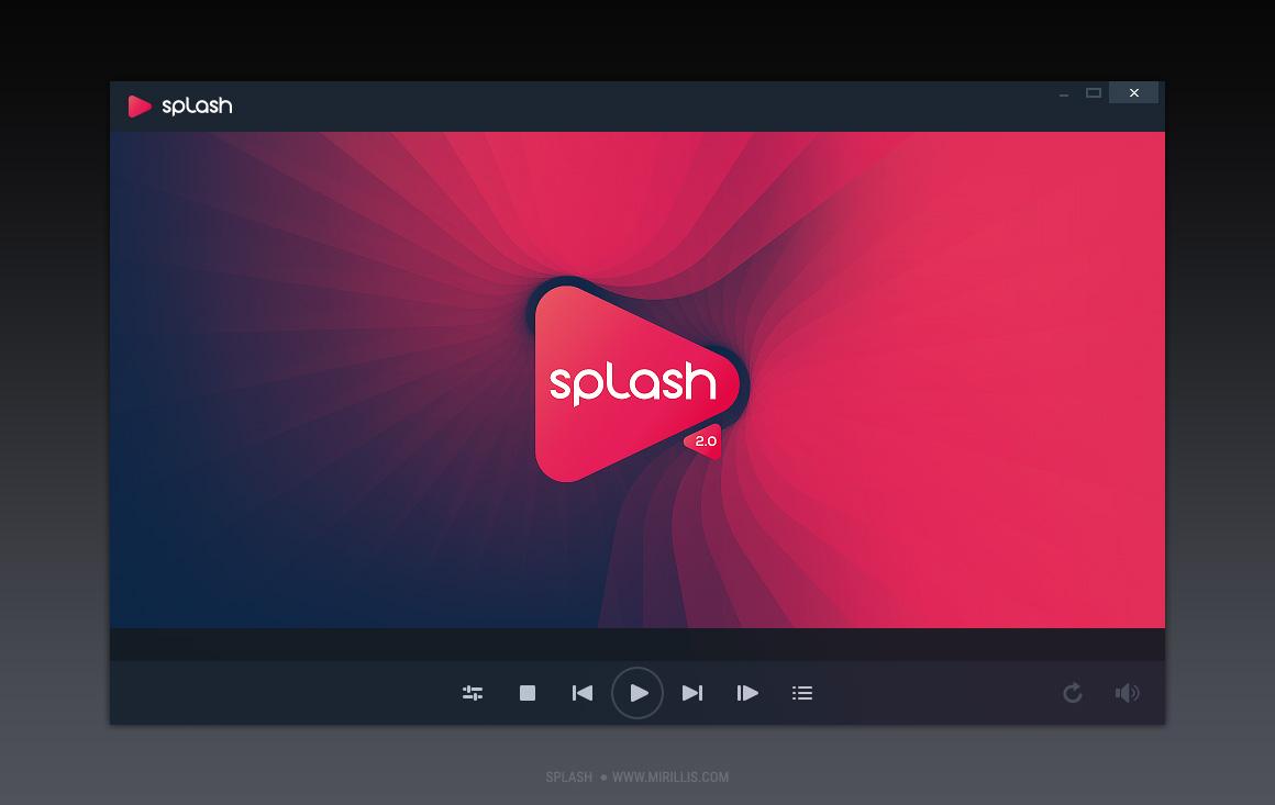 Full Splash Lite screenshot
