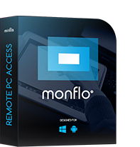 Monflo remote PC access and gaming